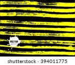 painted element for modern... | Shutterstock .eps vector #394011775