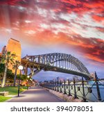 Sydney Harbour Bridge A Beautiful - Fine Art prints