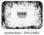 grunge texture vector background | Shutterstock .eps vector #394114801