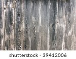 the old dark wood texture - stock photo