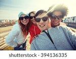 tourism  travel  people ... | Shutterstock . vector #394136335