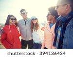 tourism  travel  people ... | Shutterstock . vector #394136434