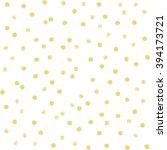 seamless polka dot pattern. dry ... | Shutterstock . vector #394173721