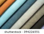 pile of colorful cotton and... | Shutterstock . vector #394226551