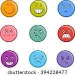 cartoon illustration of... | Shutterstock .eps vector #394228477