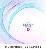 abstract vector background ... | Shutterstock .eps vector #394234861