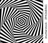 optical art | Shutterstock .eps vector #394268461