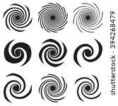 optical art | Shutterstock .eps vector #394268479