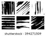 grunge texture overlay... | Shutterstock .eps vector #394271509