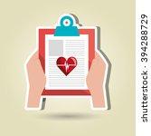 health care design  | Shutterstock .eps vector #394288729
