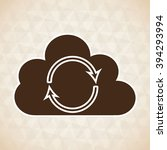 data center design  | Shutterstock .eps vector #394293994