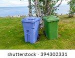 recycle bin canada   Shutterstock . vector #394302331