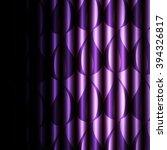 Lotus Curtain Purple Color...