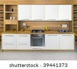 full frame of simple modern... | Shutterstock . vector #39441373