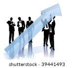 successful businessteam   Shutterstock .eps vector #39441493