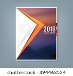 abstract minimal geometric...   Shutterstock .eps vector #394463524