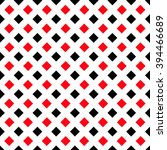 geometric white black red... | Shutterstock .eps vector #394466689