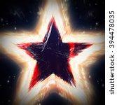 shining star | Shutterstock . vector #394478035