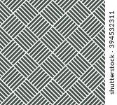 seamless timber green diagonal... | Shutterstock . vector #394532311