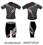tech scene graphic on sports t...   Shutterstock .eps vector #394572925