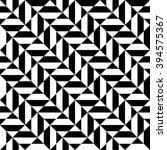 seamless geometric pattern in... | Shutterstock .eps vector #394575367