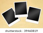 blank | Shutterstock . vector #39460819