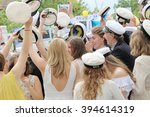stockholm  sweden   jun 10 ... | Shutterstock . vector #394614319