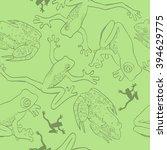 vector illustration of seamless ...   Shutterstock .eps vector #394629775
