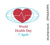 world health day   Shutterstock .eps vector #394664494