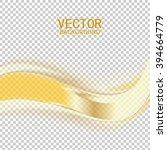 Vector Beautiful Gold Satin....