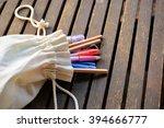 stationery | Shutterstock . vector #394666777