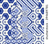 Stylish Mega Seamless Pattern...