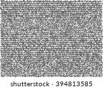 grunge stripe. vector... | Shutterstock .eps vector #394813585