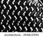 asphalt metal manhole. texture... | Shutterstock .eps vector #394813594