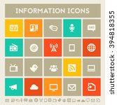 information icon set....