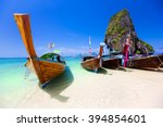 Rairay Beach  Krabi Thailand
