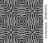 design seamless monochrome... | Shutterstock .eps vector #394892941