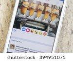 bung kan  thailand   march 22 ... | Shutterstock . vector #394951075