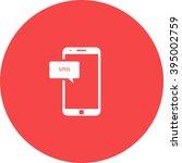 sms   Shutterstock .eps vector #395002759