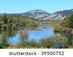 Spring Lake in Santa Rosa, California