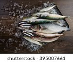 Fresh Fishes Mix Hake Seabass...