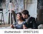wedding. decor. bride. the... | Shutterstock . vector #395071141