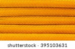 Small photo of Abseil rope background showing hiking safety equipment great for extreme sports shops