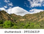 majestic towsley canyon in... | Shutterstock . vector #395106319