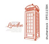 London Greeting Card Template....