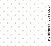 vector seamless pattern. modern ... | Shutterstock .eps vector #395143327