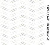 vector zigzag pattern. seamless ... | Shutterstock .eps vector #395144251