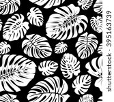 seamless pattern made from the... | Shutterstock .eps vector #395163739