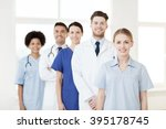 international  profession ... | Shutterstock . vector #395178745