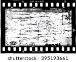 frame of film  grungy photo...